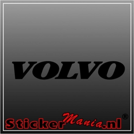 Volvo 2 sticker