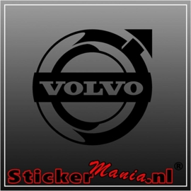 Volvo logo 2 sticker