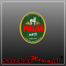 Palm Full Colour sticker
