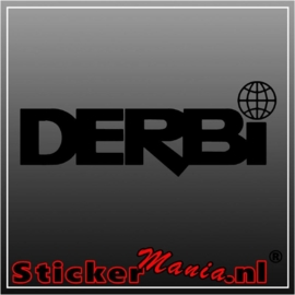 Derbi sticker