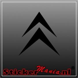 Citroën logo sticker