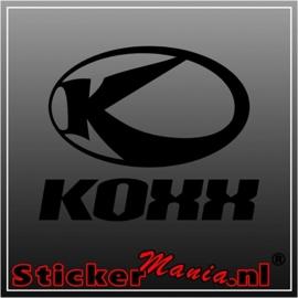 Koxx 1 sticker