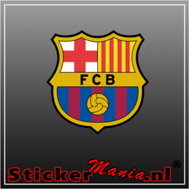 FC Barcelona Full Colour sticker