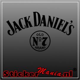 Jack Daniels 3 sticker