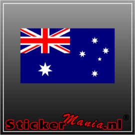 Australie Full Colour sticker