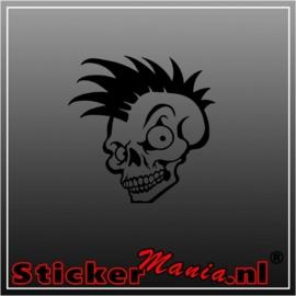 Skull 5 sticker