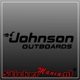 Johnson sticker