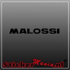 Malossi sticker