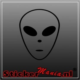 Alien 3 sticker