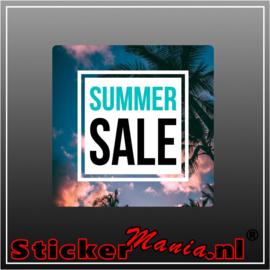 Summer sale sticker set 3 stuks