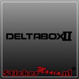 Deltabox 2 sticker