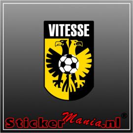 Vitesse full colour sticker