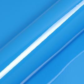 Olympisch blauw glans wrap folie - HX20299B