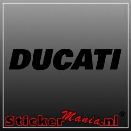 Ducati 1 sticker