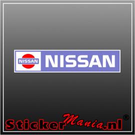 Nissan Logo 2 Full Colour sticker