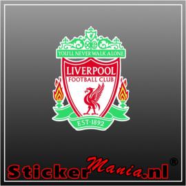 Liverpool Full Colour sticker