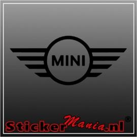Mini logo 1 sticker