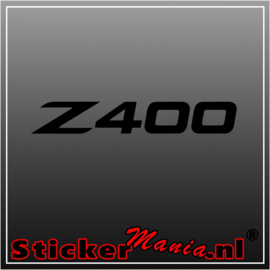 BMW Z400 sticker