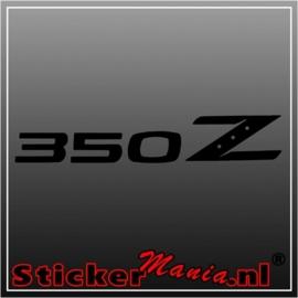 Nissan 350Z sticker