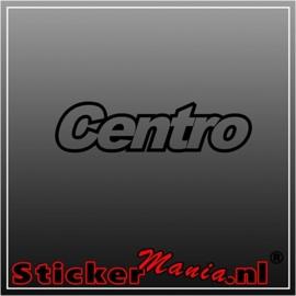 Malaguti centro sticker