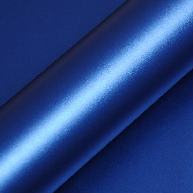 Toonhoogte blauw mat wrap folie - HX20905M