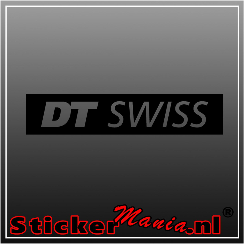 DT swiss sticker