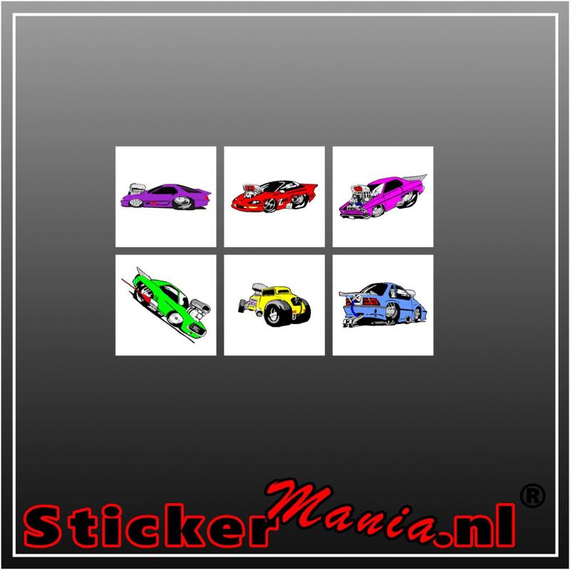 Beloning-sticker set 8