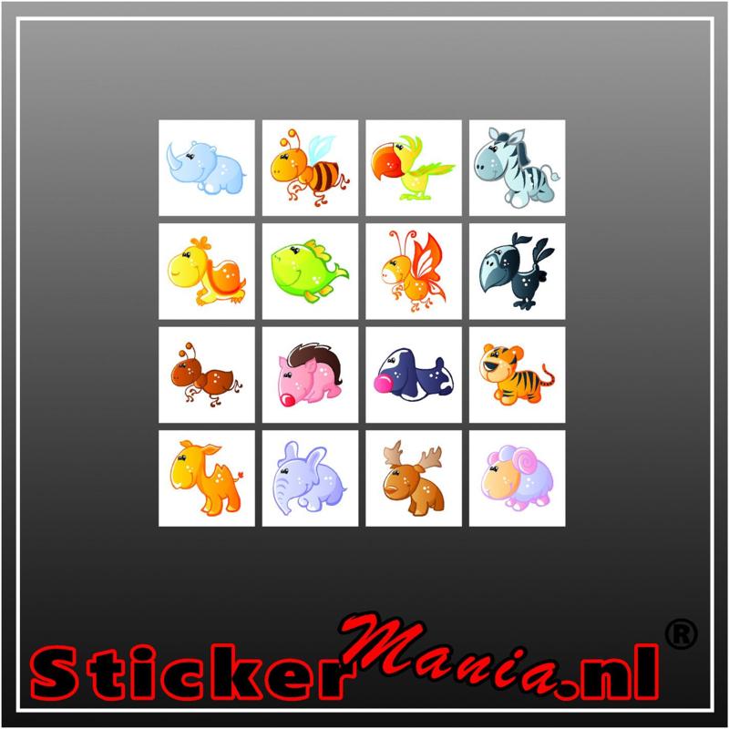 Beloning-sticker set 1