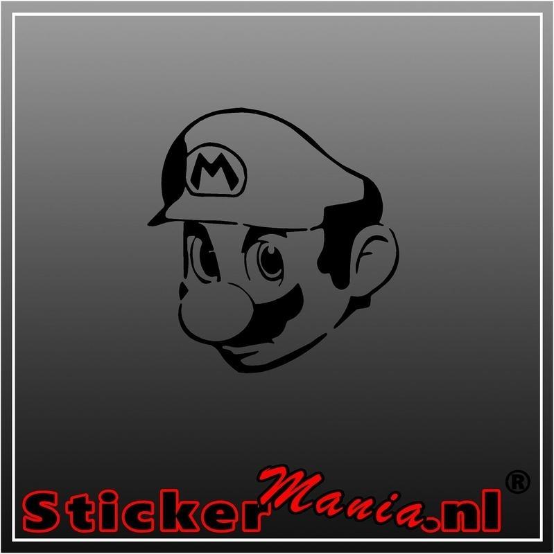 Mario 3 sticker