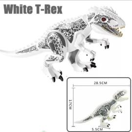1 T Rex 28cm groot - compatibel met Lego