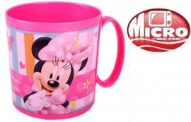1 plastic mok Minnie Mouse