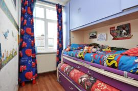 kleine slaapkamer