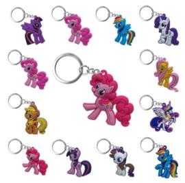 sleutelhanger My Little Pony (1 stuk, willkeurige)