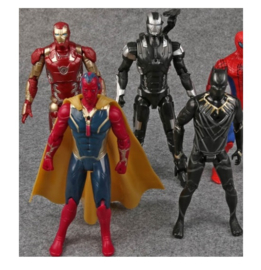 set Marvel C 16cm - 1 figuur naar keuze