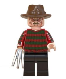 1 poppetje Freddy Krueger B
