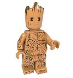 1 poppetje Guardians of the Galaxy - Grot