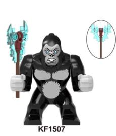 1 poppetje Kong groot