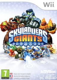 Skylanders Giants spel voor WII