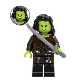 1 figuur Guardians of the Galaxy - Gamora B