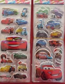1 Stickervel Cars