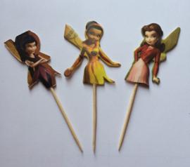 set B prikkers fairies (3st.) - prikker naar keuze