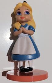 1 figuur Alice 8,5 cm met staand - top kwaliteit