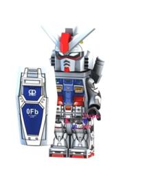 1 poppetje Gundam