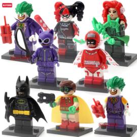 1 poppetje Marvel Helden / Batman C naar keuze - compatibel met Lego