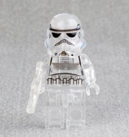 1 figuur Stoorm Trooper transparant