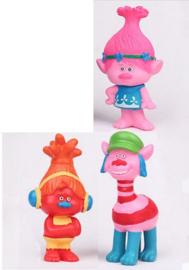 Figuren Trolls 11cm (set van 3)
