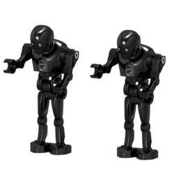 2 Figuren Droid Robot K-2SO