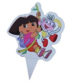 1 papieren topper  Dora B