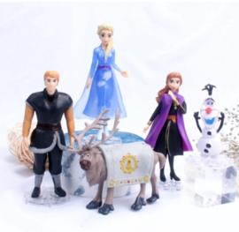 set Frozen2 B (5 stuks) 8-12cm