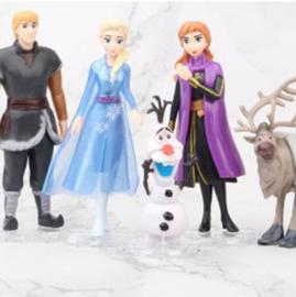set Frozen2 B - 1 figuur naar keuze
